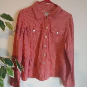 North Style Button shirt in Large